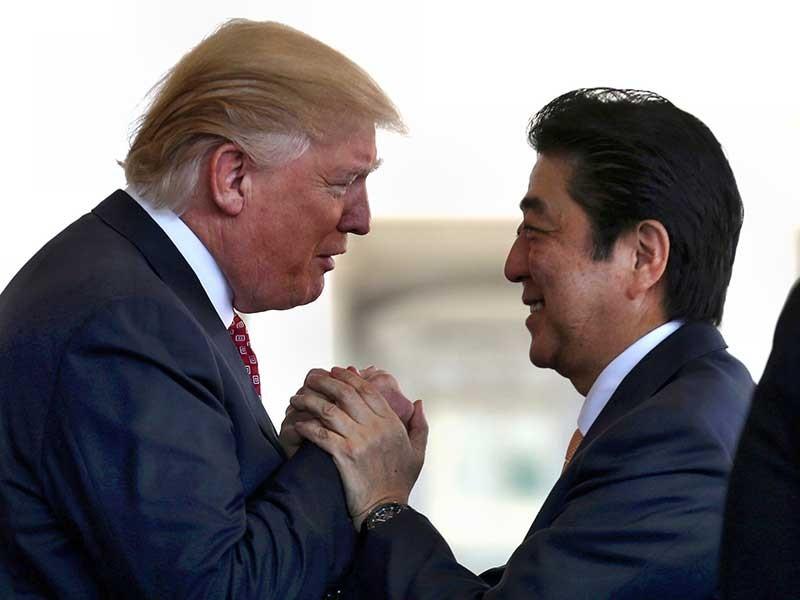 Thủ tướng Nhật thắng lớn - ảnh 1
