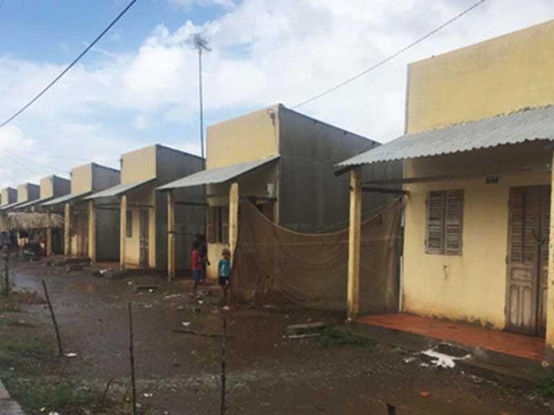 Dự án nhà cho người nghèo sai phạm tiền tỉ - ảnh 1
