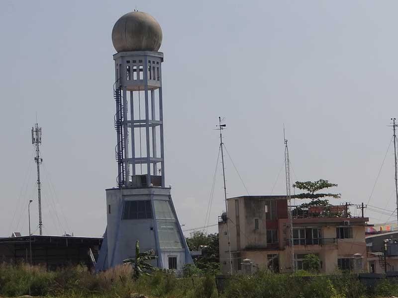 Radar TP.HCM dự báo mưa, gió lúc đúng, lúc...sai - ảnh 1