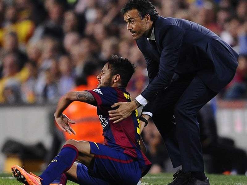 Ai thay Enrique ngồi ghế nóng ở Barcelona?  - ảnh 1