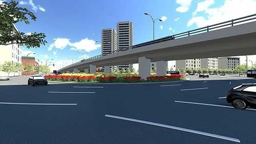 Hải Phòng xây cầu vượt, xóa điểm đen giao thông - ảnh 1