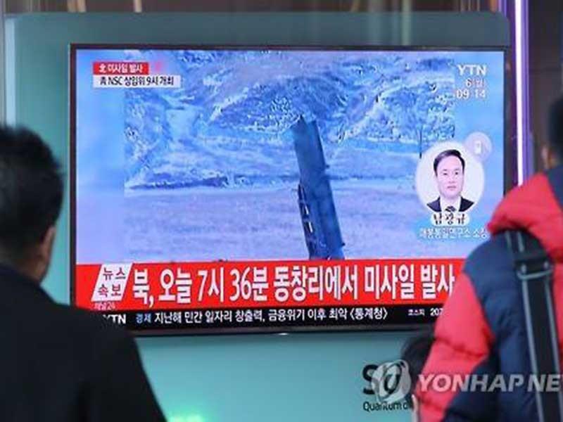 Tên lửa Triều Tiên có thể vươn đến Mỹ?  - ảnh 2