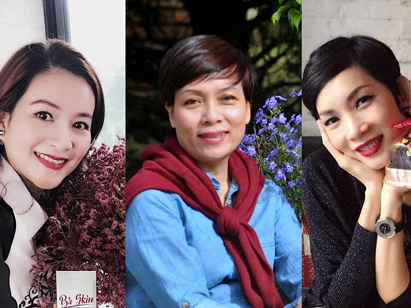 Ba người phụ nữ lan tỏa chuyện 'Sống là phải vui' - ảnh 1