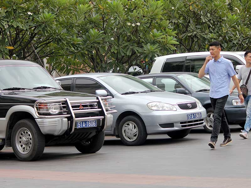 Thanh lý ô tô công: Phải minh bạch - ảnh 1