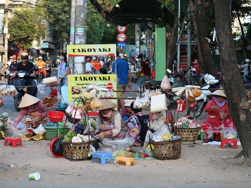 Tình người trên đất Sài Gòn - ảnh 1
