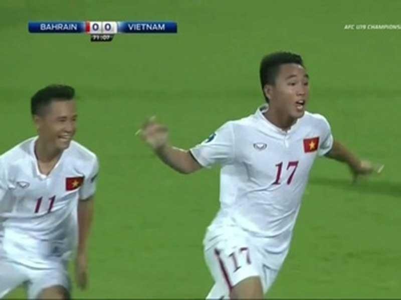 Trần Thành, gương mặt U-20 Việt Nam lên trang web FIFA - ảnh 1