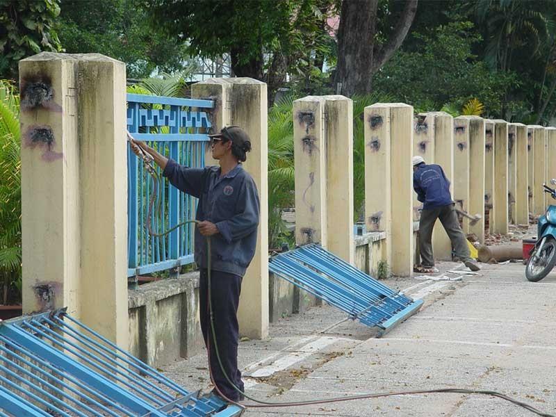 Hàng rào quanh công viên: Giữ hay bỏ? - ảnh 3