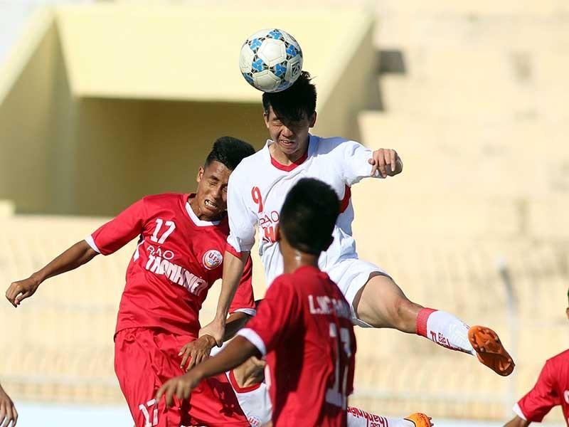 VCK U-19 quốc gia: Chủ nhà Bình Định dừng cuộc chơi  - ảnh 1