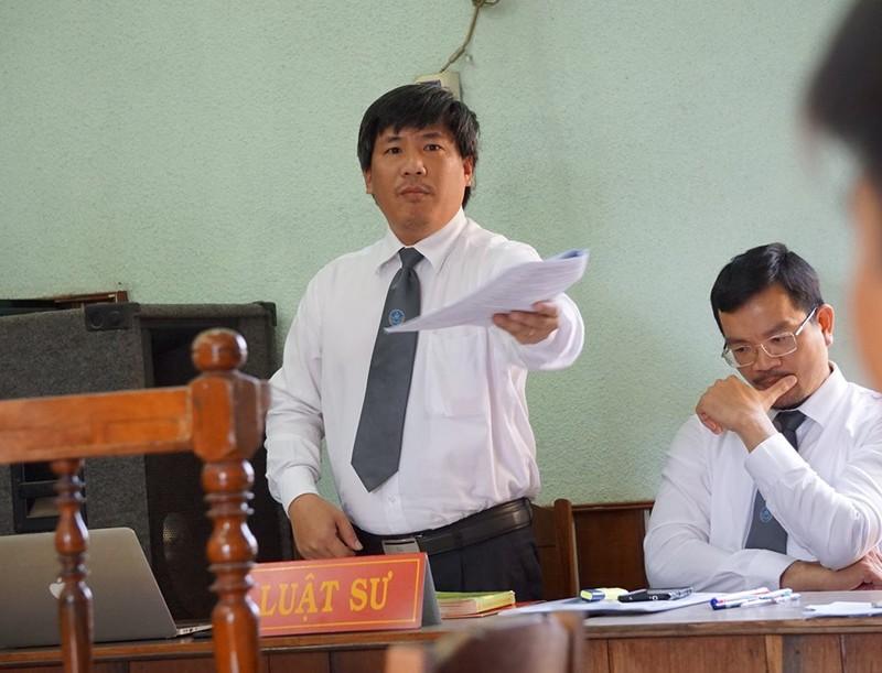 Luật sư phản ứng phát ngôn của viện trưởng - ảnh 2