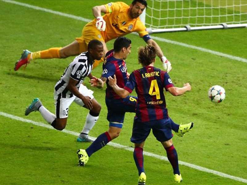 Juve không đi vào vết xe Paris St Germain - ảnh 1