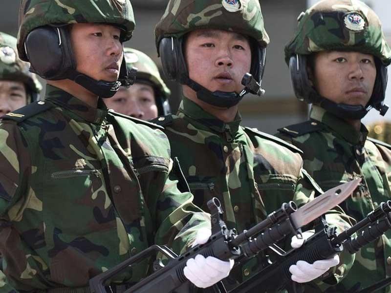 Trung Quốc cải tổ 84 đơn vị quân sự - ảnh 1