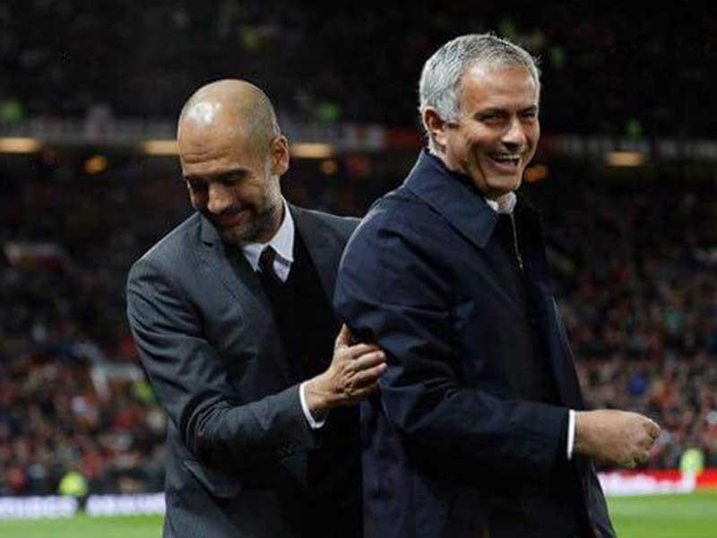 Thành Manchester tranh nhau vé Champions League - ảnh 1