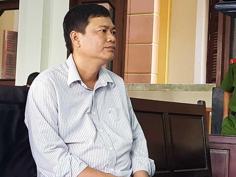 5 năm tù cho cựu điều tra viên lạm quyền  - ảnh 1