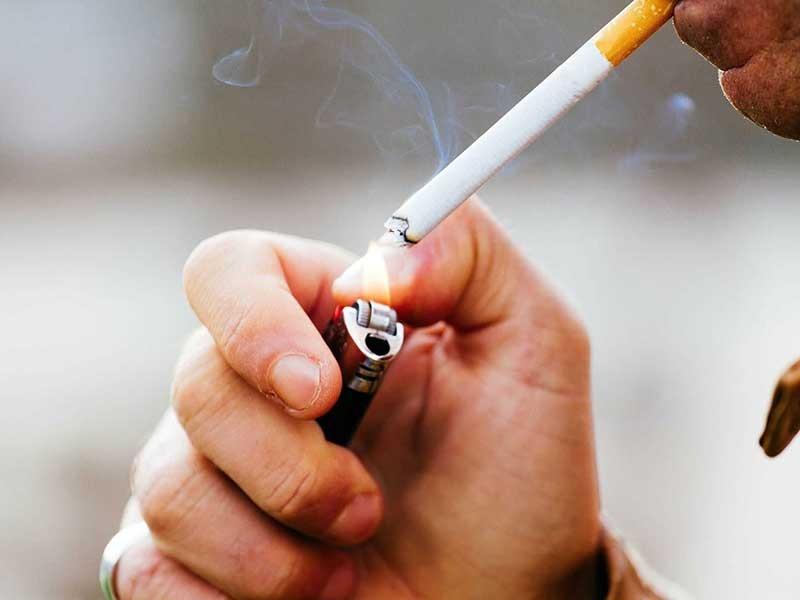 Khỏi lo bỏ hút thuốc sẽ mắc bệnh tim  - ảnh 1