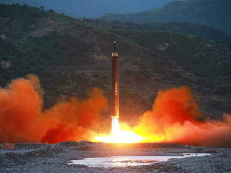 Tên lửa Triều Tiên đã đạt tầm bắn 4.000 km  - ảnh 1