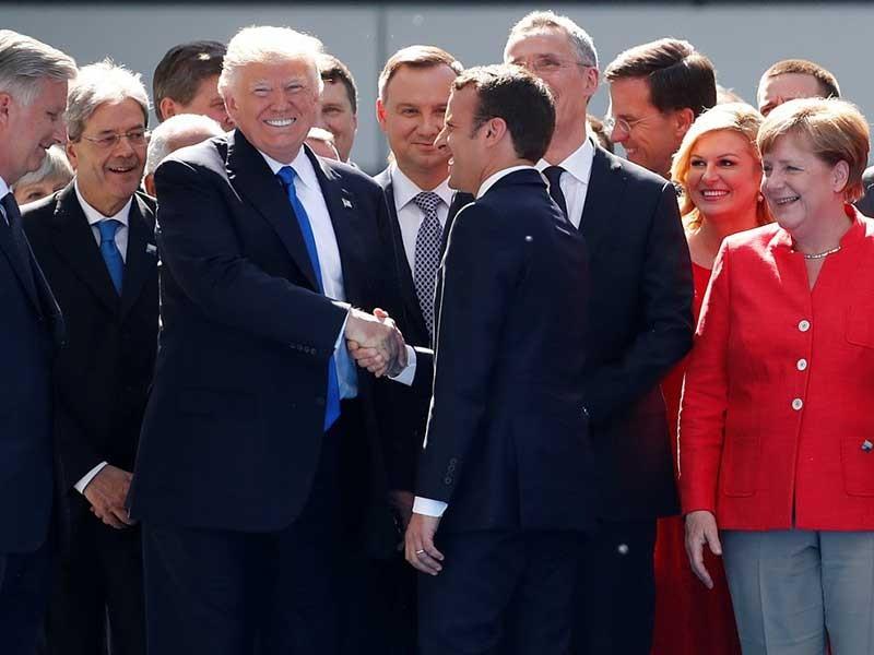 NATO thêm lo lắng vì áp lực của ông Trump - ảnh 1
