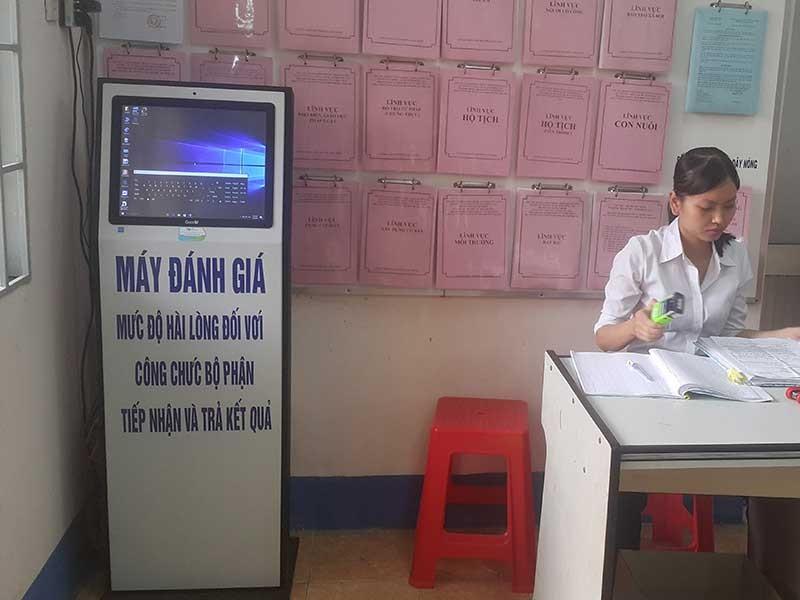 Biên Hòa: Người dân chấm điểm cán bộ - ảnh 1