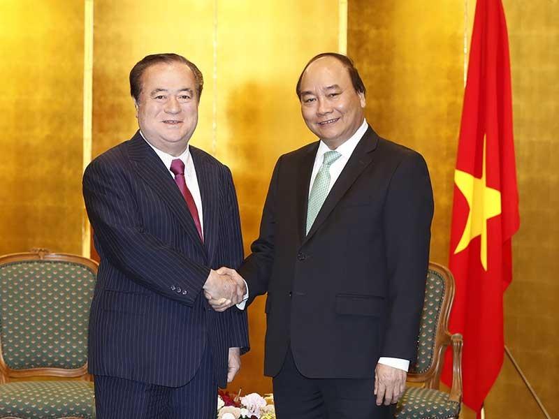 Việt Nam hoan nghênh các tổ chức tài chính Nhật Bản - ảnh 1