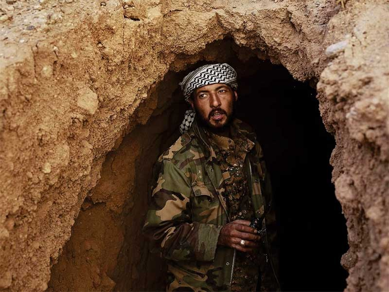 Chiến sự Raqqa - ảnh 2