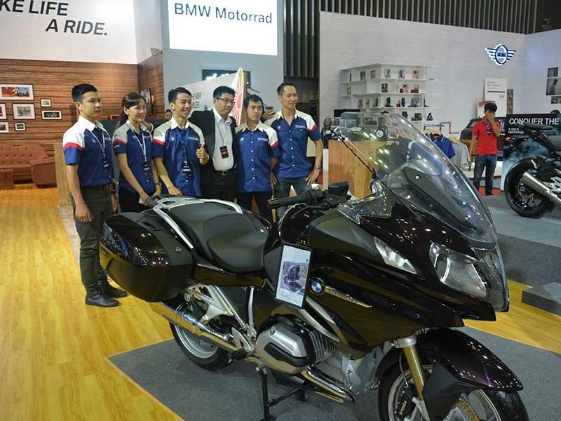 Đại gia ngoại nhảy vào thị trường mô tô Việt - ảnh 1