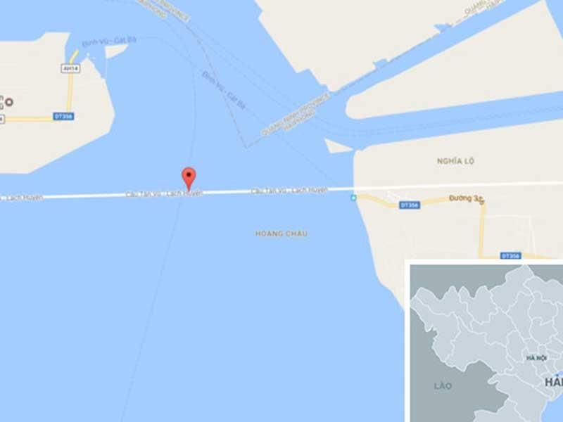 Nhiều sai sót ở cầu vượt biển dài nhất Việt Nam - ảnh 2