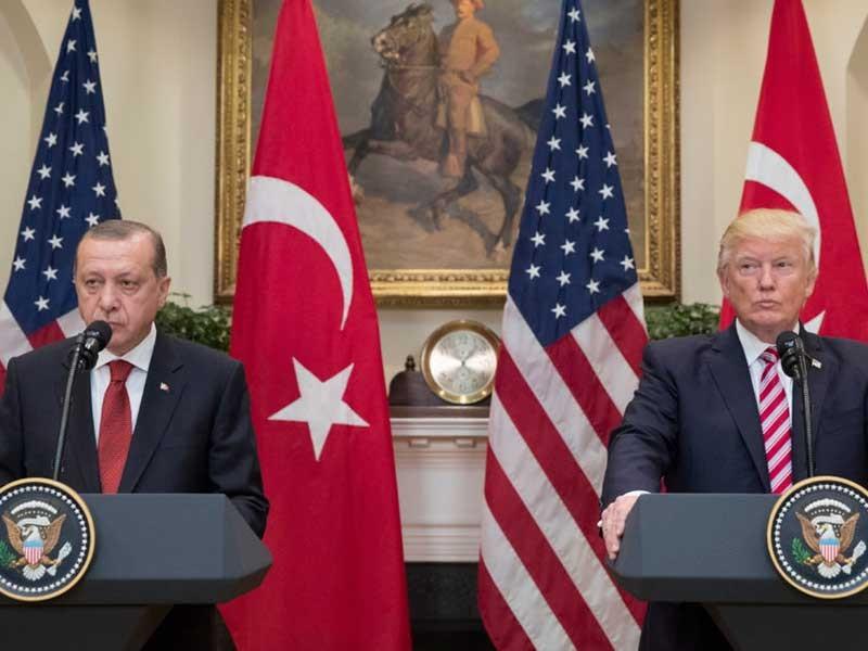 Thổ Nhĩ Kỳ làm lộ bí mật quân sự Mỹ - ảnh 1