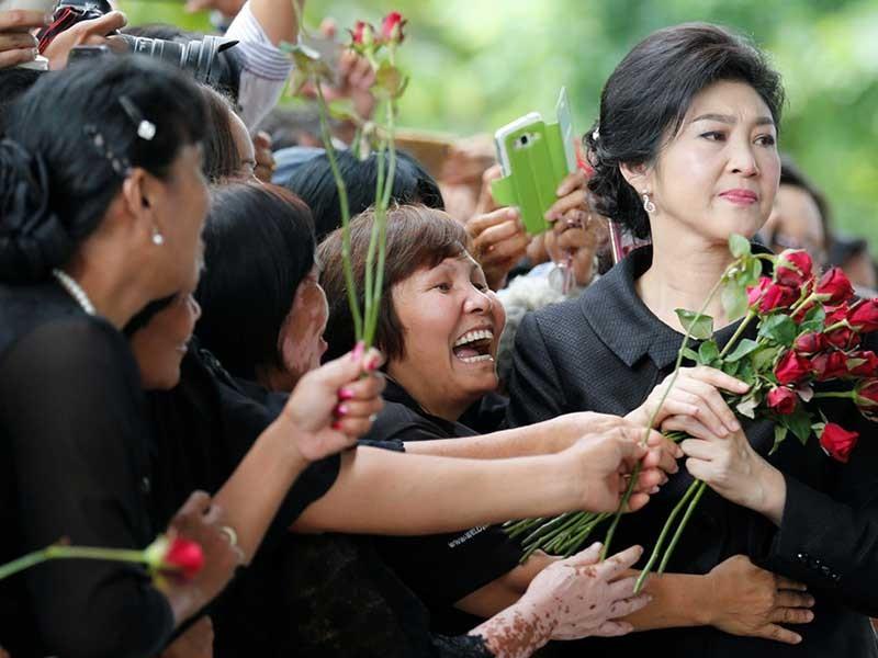 Cái kết buồn cho 'hoa hồng thép' Thái Lan - ảnh 2