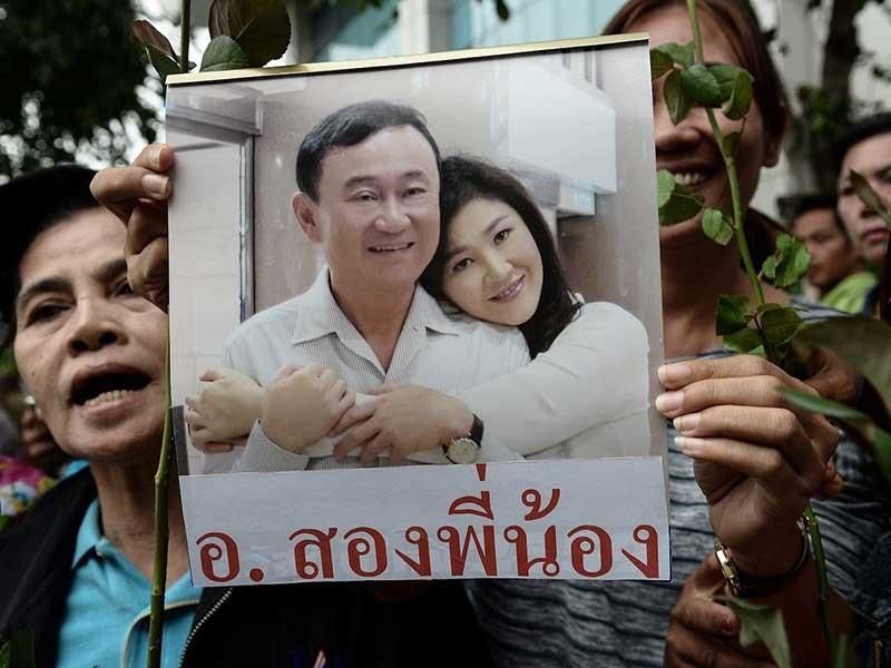 Cái kết buồn cho 'hoa hồng thép' Thái Lan - ảnh 3