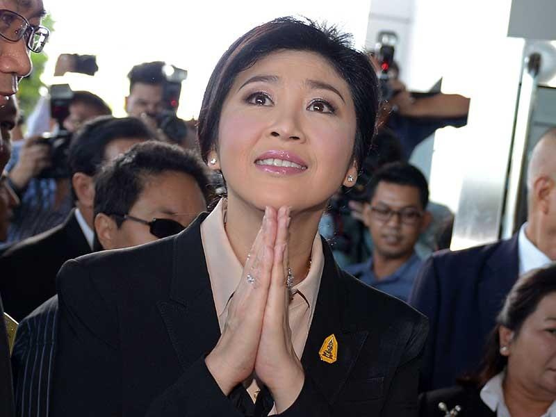 Cái kết buồn cho 'hoa hồng thép' Thái Lan - ảnh 1