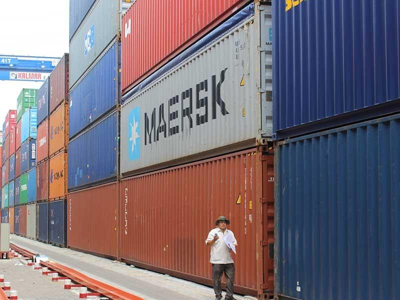 Ai làm 'biến mất' 213 container ở Cát Lái? - ảnh 1
