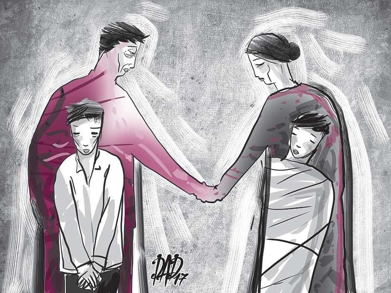 Mối tình đồng tính và cái kết bi thảm  - ảnh 1