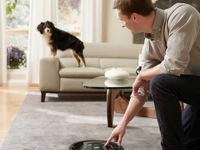 'Nội gián' Roomba - ảnh 1