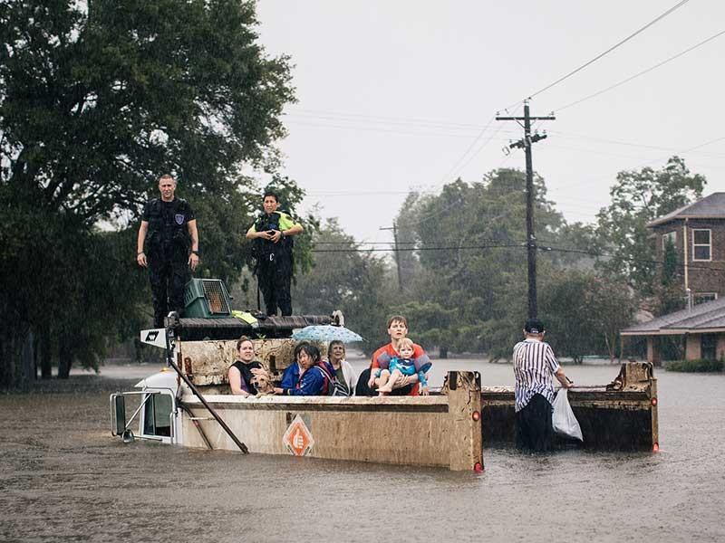 Lo sợ nạn hôi của sau siêu bão tại Mỹ - ảnh 1