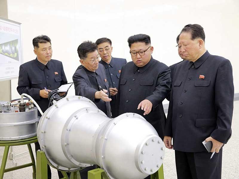 Cơn địa chấn mang tên bom nhiệt hạch Triều Tiên - ảnh 1