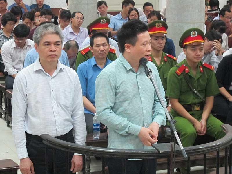 Hà Văn Thắm bào chữa cho Nguyễn Xuân Sơn - ảnh 1