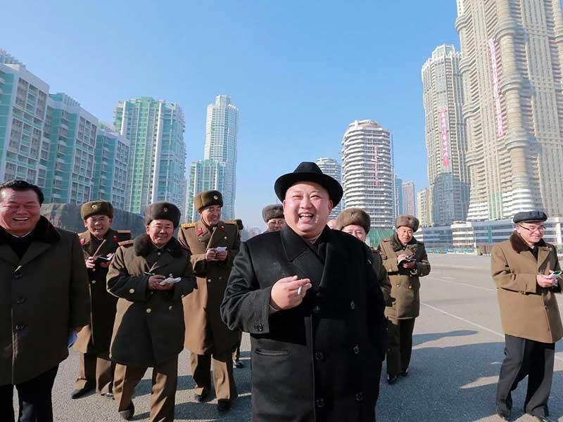 Trung Quốc - Triều Tiên và nước cờ dầu mỏ - ảnh 1