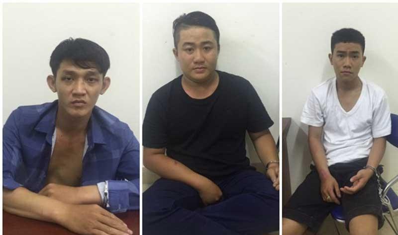Băng cướp giật khét tiếng ở Tân Phú bị bắt - ảnh 1