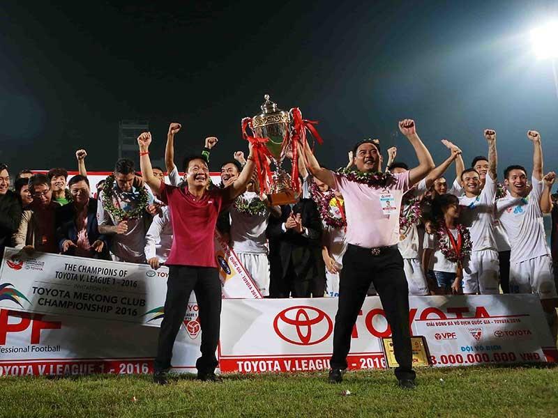 Vòng 20 V-League: Cờ nằm trong tay bầu Hiển - ảnh 1