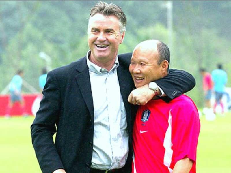 Bóng đá Việt và  thầy Hàn mới - ảnh 1