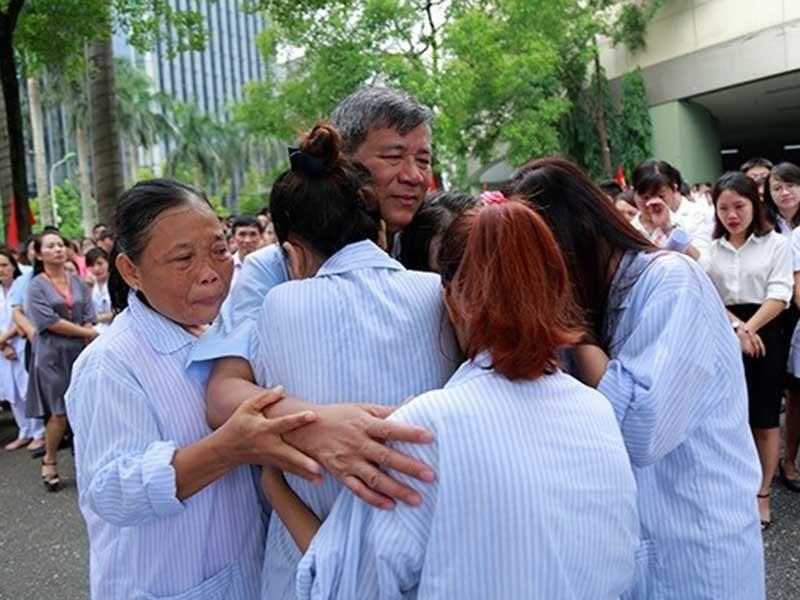 GS Nguyễn Anh Trí về hưu: Sự tri ân hiếm có - ảnh 1