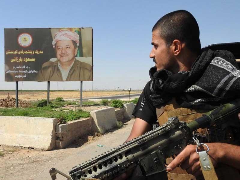 Israel và bài toán người Kurd ở Iraq - ảnh 1