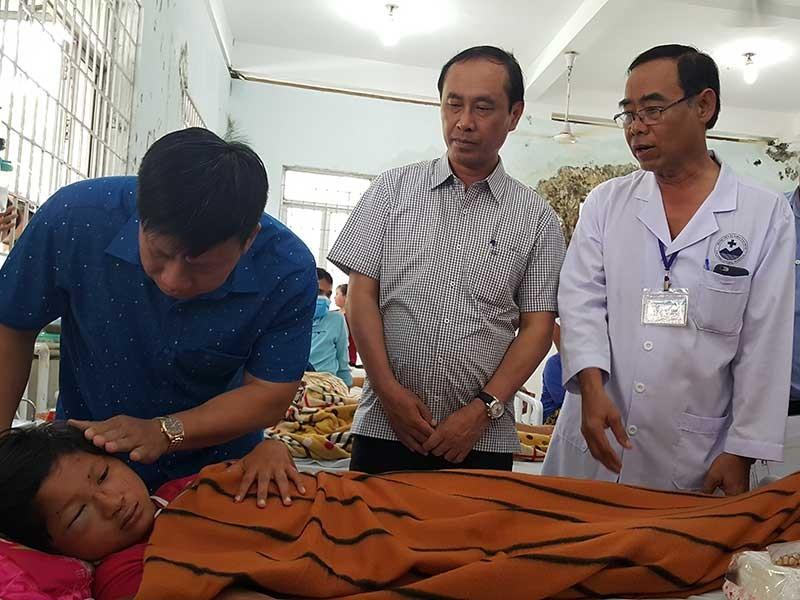 Tây Ninh: Tang thương chuyến xe hành hương - ảnh 1