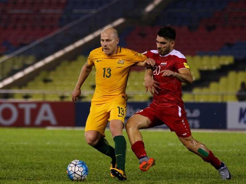 Hòa Úc, Syria ngất ngây như đoạt vé dự World Cup - ảnh 1