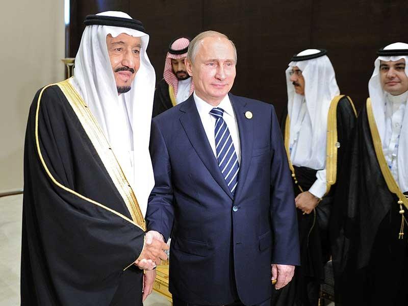 Mỹ thất thế, Saudi Arabia xoay trục qua Nga? - ảnh 1