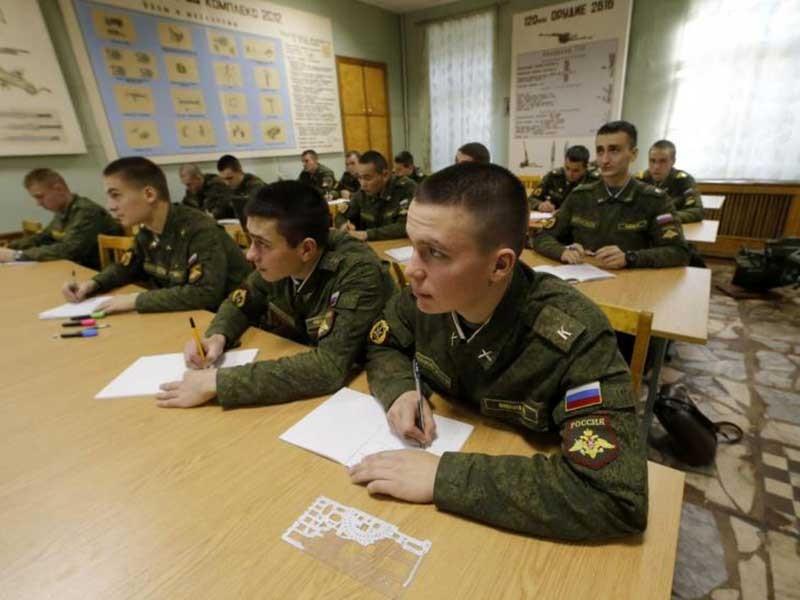 Nước Nga sẽ có binh đoàn 'lê dương'? - ảnh 1