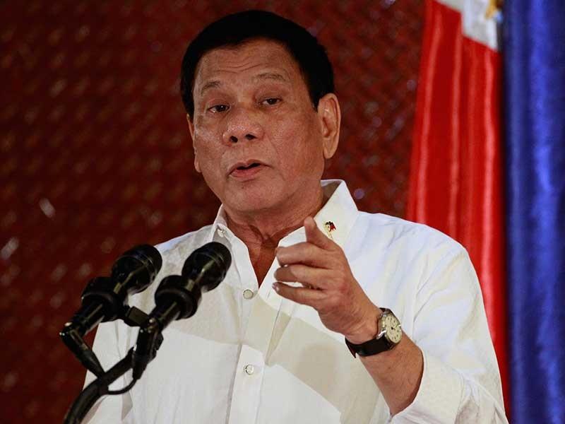 Ông Duterte tiến đánh 'cá lớn' trong cuộc chiến ma túy - ảnh 1