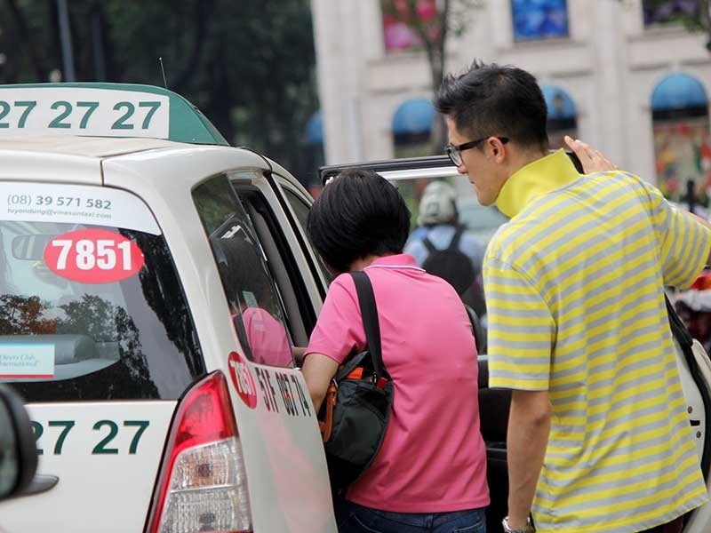Cách nào hạ nhiệt cuộc chiến taxi? - ảnh 2