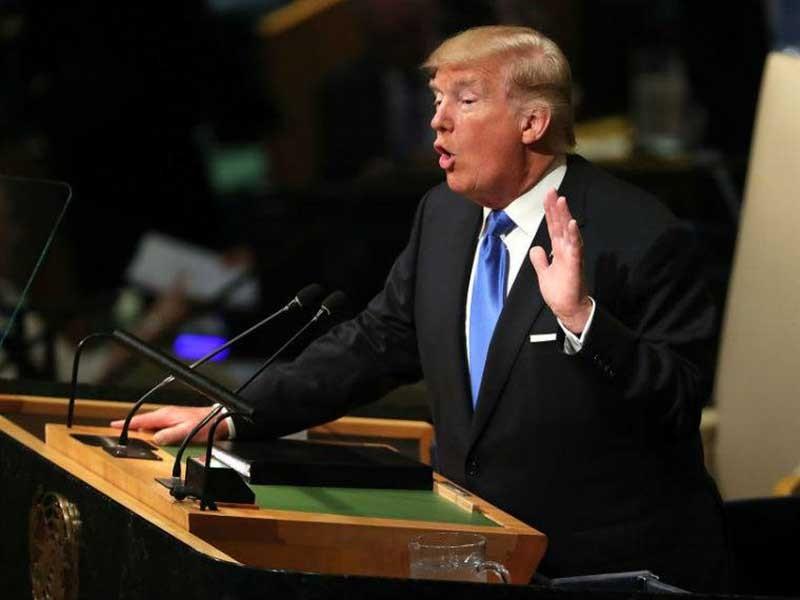 Iran và canh bạc lớn của ông Trump - ảnh 1