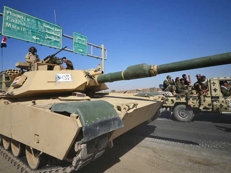 Người Kurd đe dọa quân Iraq sẽ trả giá đắt - ảnh 1