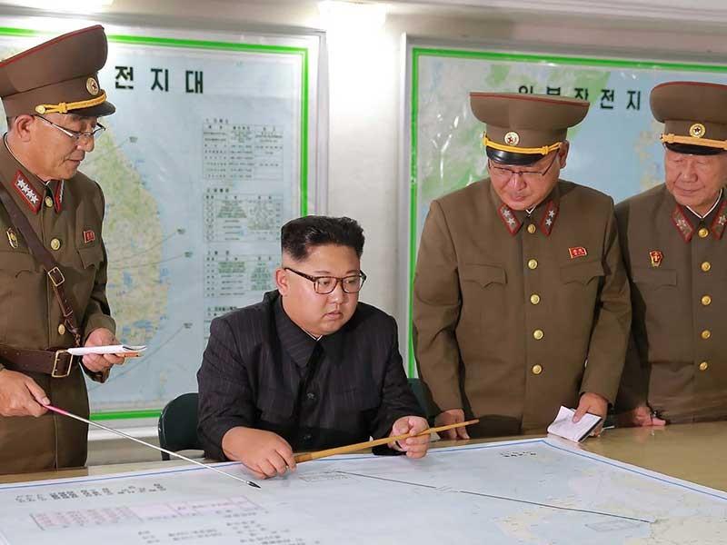 Triều Tiên chỉ trích ông Trump - ảnh 1